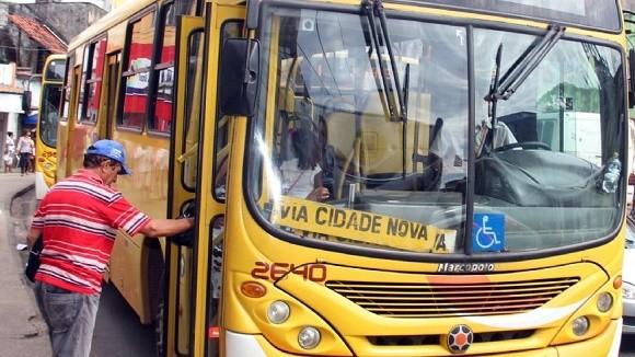 Tarifa de ônibus em Ilhéus custa R$ 3,10 a partir de hoje (Foto Gidelzo Silva).