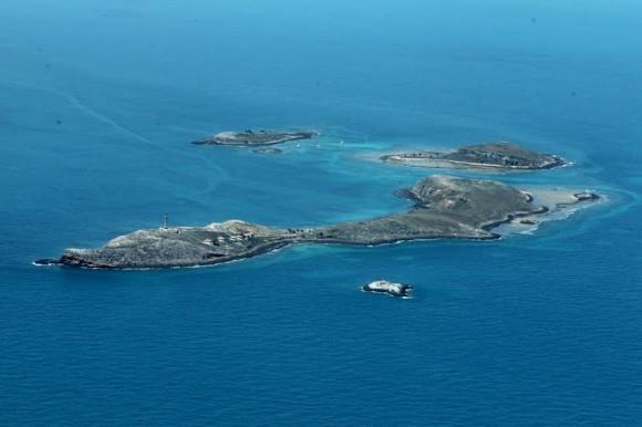 Imagem aérea captada pelo fotógrafo Manu Dias nesta manhã de sexta (8).