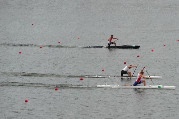 Canoagem é uma das esperanças de medalha para o Brasil (Foto Fernando Frazão/Agência Brasil).
