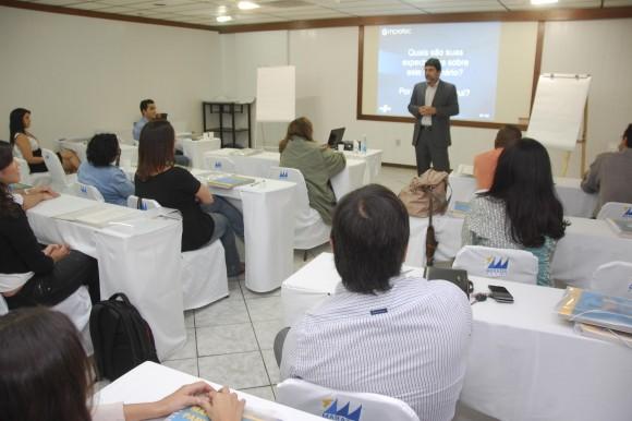 Empretec terá atividades em 16 municípios baianos (Foto Daniel Joaquim/Sebrae).