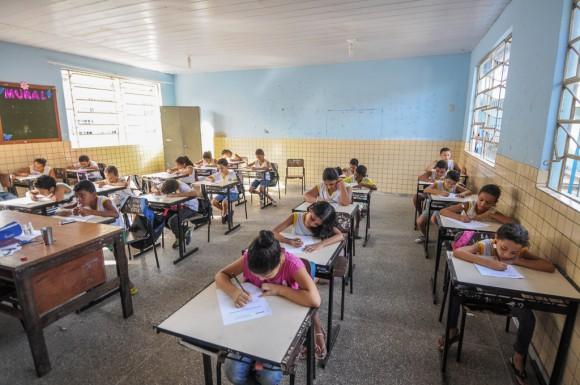 Ano letivo nas escolas municipais começará em abril de 2017 (Foto Gabriel Oliveira).