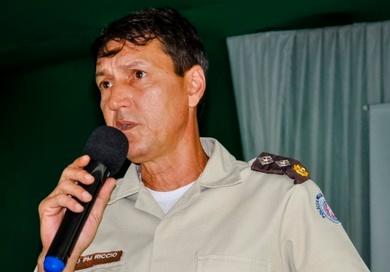 Riccio, comandante do 15º BPM, diz que policiamento foi reforçado.