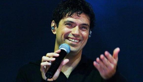 Jorge Vercillo é atração da terceira noite do Aleluia Ilhéus (Foto Divulgação).