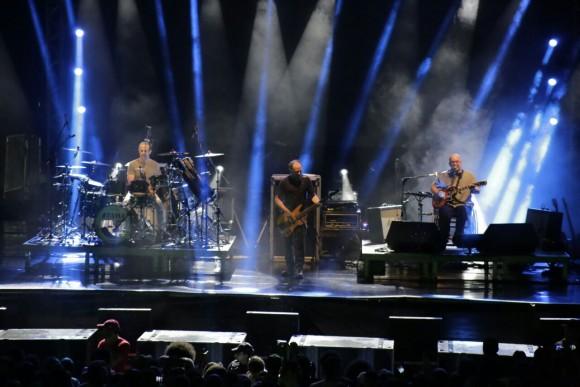 Os Paralamas do Sucesso quebraram recorde de público do festival em 2016 (Foto Alfredo Filho).