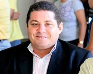Augusto Macedo, quando era secretário de Assistência Social de Ilhéus em um período do governo Newton Lima