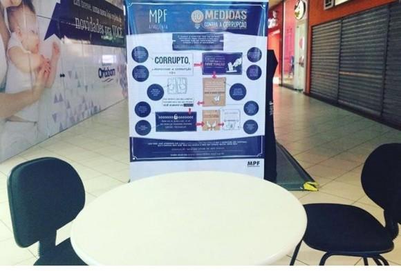 Coleta de assinaturas em Itabuna acontece no Shopping Jequitibá