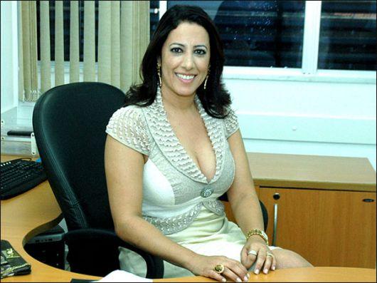 Cláudia teve as contas de 2015 rejeitadas pelo TCM (Reprodução O Povo).