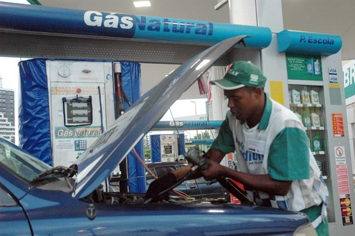Redução da tarifa de gás natural beneficiará todos os setores (Foto Roberto Viana).