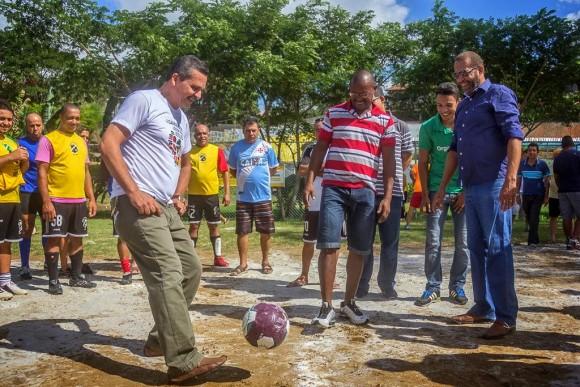 Firulas vanísticas podem comprometer resultado final no saneamento (Foto Gabriel Oliveira)