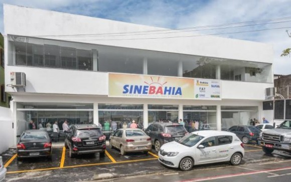 Fachada do Sinebahia em Itabuna (foto Pedro Augusto)