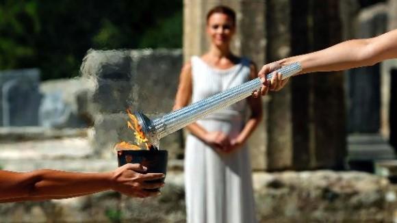 Tocha Olímpica chegará a Itabuna exatamente um mês após ter sido acesa na Grécia