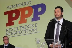 Secretário Manoel Vitório, da Fazenda, que participou da reunião na capital federal.