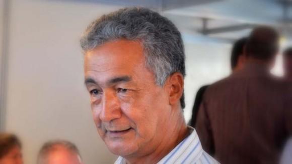 Valdir Ribeiro, presidente da Ampesba, que promove o congresso (Foto Maurício Maron).