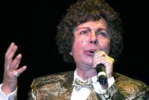 Cauby Peixoto era considerado uma das maiores vozes da música brasileira (Arquivo Agência Brasil)