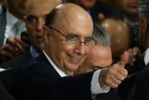 Henrique Meirelles assumiu o Ministério da Fazenda (foto Marcello Casal Jr./AB)