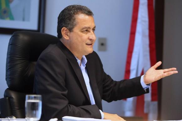 Governador terá compromissos em Gandu, nesta sexta || Foto Mateus Pereira/Arquivo