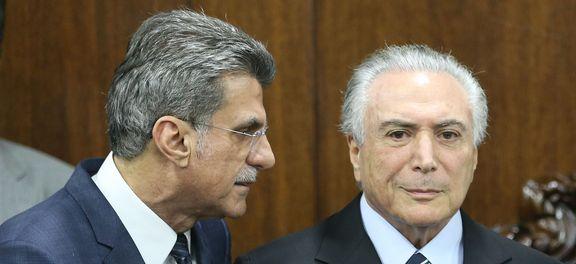 Jucá deixa ministério, mas continuará auxiliando governo (Foto Fábio Pozzebom/Agência Brasil).