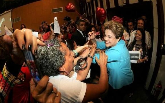 Dilma Bahia título de cidadania