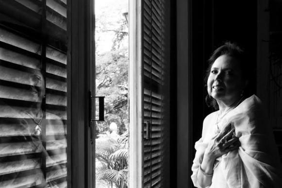"""Eliane Romano é uma das """"modelos"""" da iniciativa (Foto Mel Masoni)."""