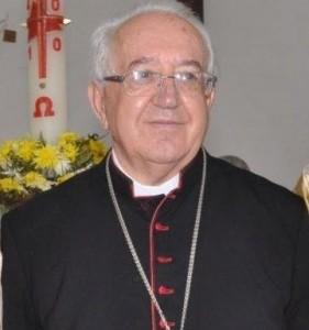 Dom Ceslau deixa Itabuna após 20 anos (Foto Arquivo).