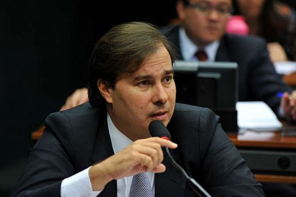 Rodrigo Maia admite candidatura ao Planalto   Foto Divulgação