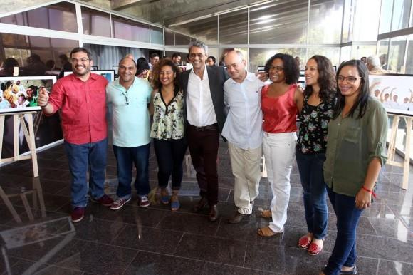 Fotógrafos da Secom expõem trabalhos mais autorais em Salvador (Foto Rennan Calixto).