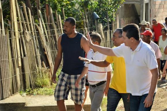 Geraldo e o vice Coronel Serpa visitarão o Fonseca nesta sexta (19).
