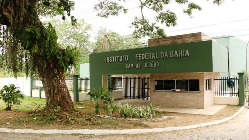 Campus do IFBA de Ilhéus oferece 180 vagas.