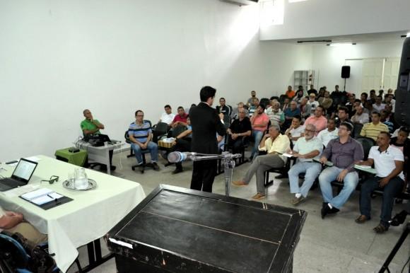 Reunião apresentou esclarecimentos sobre legislação eleitoral (Foto Charles Kitan).