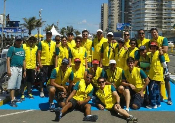 Equipe da Uesc vai acompanhar Jogos e participar de arbitragem na Rio-16 (Foto Divulgação).