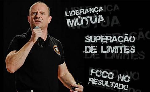 Paulo Storani, ex-Bope, abre Semana Sebrae (Foto Divulgação).