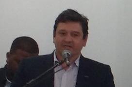 Cedraz, presidente da Embasa.