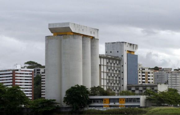 Moinho de Ilhéus foi desativado em 2004 (Foto Reprodução}.