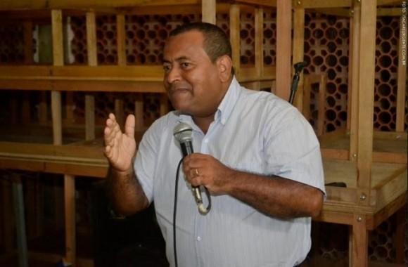 Tonho de Anízio define segurança pública como uma das prioridades.