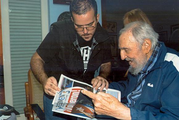 Fidel Castro morreu aos 90 anos (Foto Divulgação).