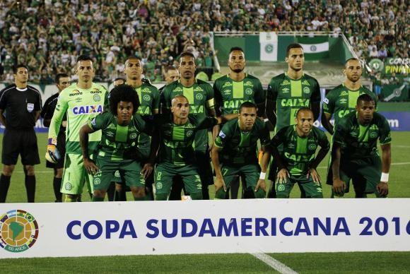 Chapecoense é declarada campeã da Copa Sul-Americana (Foto Marcio Cunha/Agência Lusa)