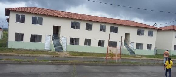 Os 140 beneficiários vão morar no condomínio Jubiabá (Foto Divulgação).