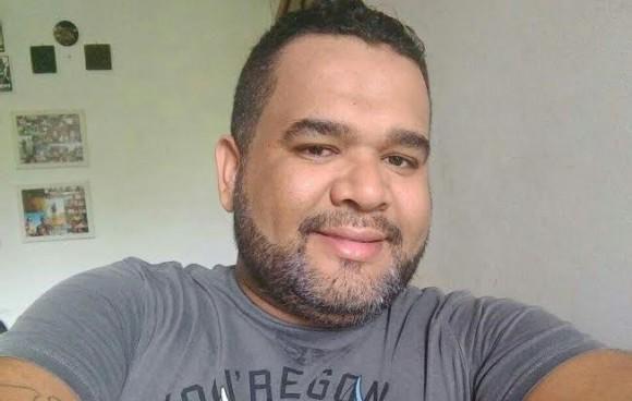 Professor Josemar retornava para casa (Foto Reprodução).