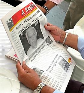 Jornal manterá edição impressa.