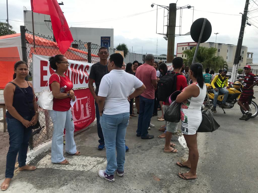 ITABUNA: GREVE NA SANTA CASA ENTRA NO 2º DIA; PREFEITURA É ACUSADA DE RETER R$ 25 MILHÕES