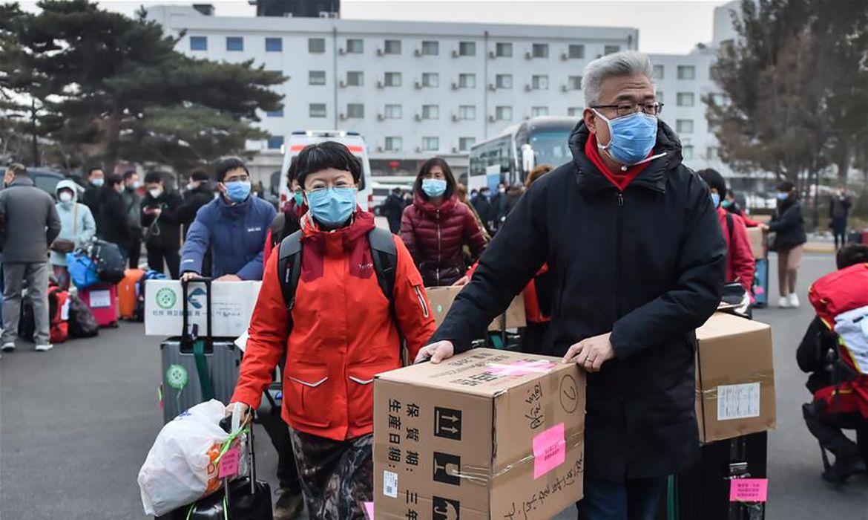 CHINA ESPERA TER EPIDEMIA DO NOVO CORONAVÍRUS SOB CONTROLE EM ABRIL