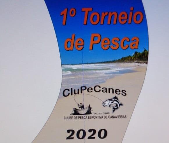 CANAVIEIRAS PROMOVE TORNEIO DE PESCA ESPORTIVA