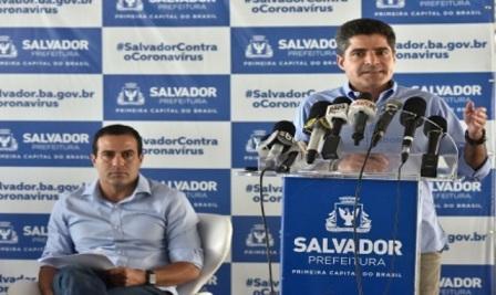 PREFEITURA DE SALVADOR VAI LIBERAR R$ 105 MILHÕES EM AUXÍLIO FINANCEIRO