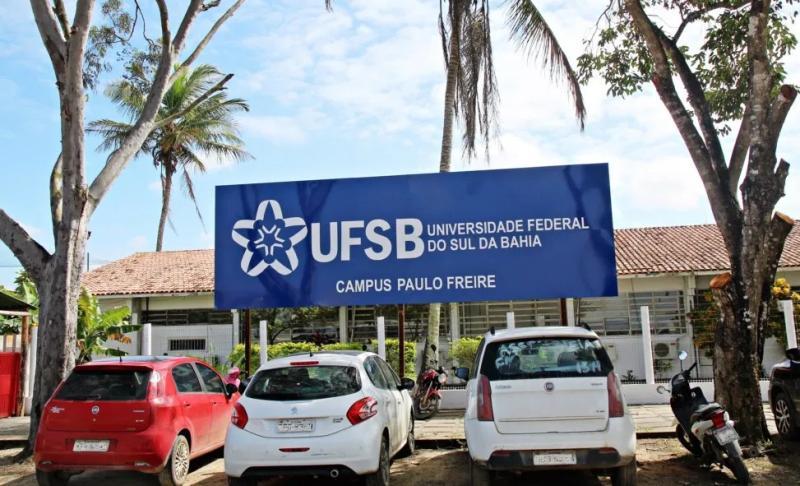 UFSB ABRE INSCRIÇÕES EM PROCESSO SELETIVO PARA PROFESSOR SUBSTITUTO
