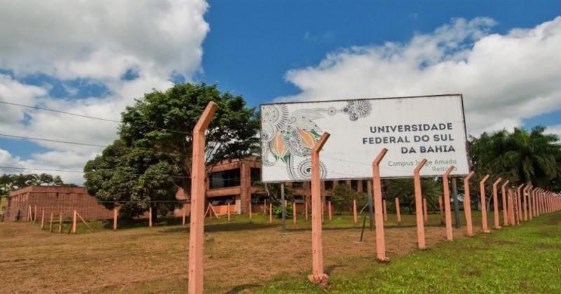 UFSB ABRE INSCRIÇÕES PARA SELEÇÃO DE 72 BOLSISTAS PARA INICIAÇÃO À DOCÊNCIA