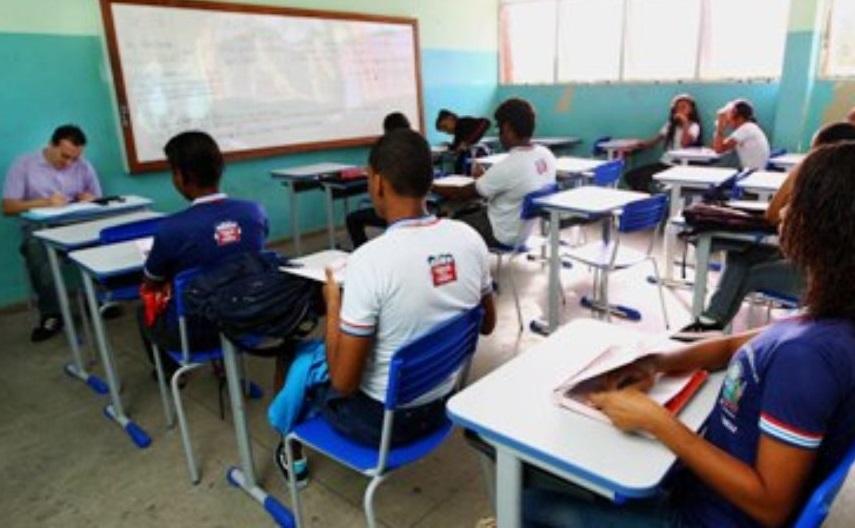 BAHIA: GOVERNO DECRETA FÉRIAS COLETIVAS PARA PROFESSORES DA REDE ESTADUAL
