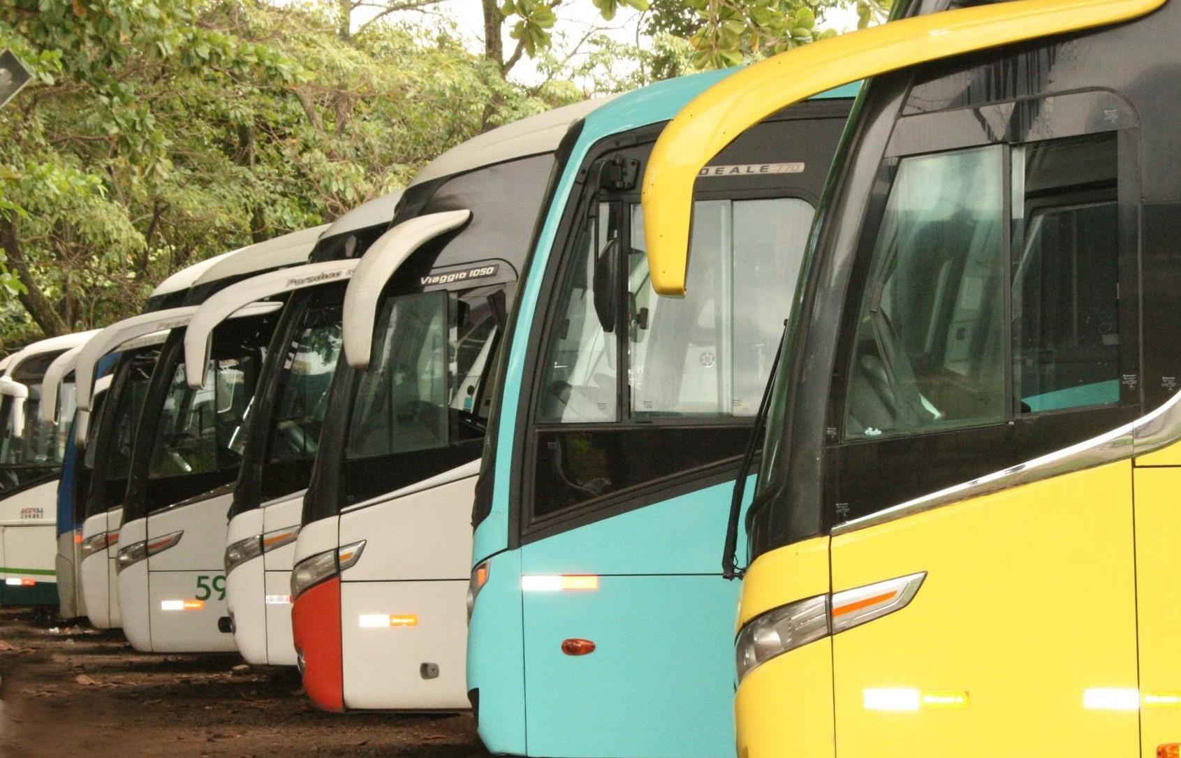 RUI SUSPENDE TRANSPORTE INTERMUNICIPAL EM 387 CIDADES BAIANAS