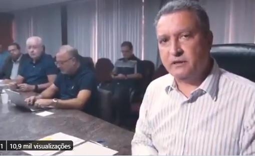 """RUI COSTA: """"É PRECISO QUE O GOVERNO FEDERAL FAÇA ALGUMA COISA, NÃO ATRAPALHE"""""""