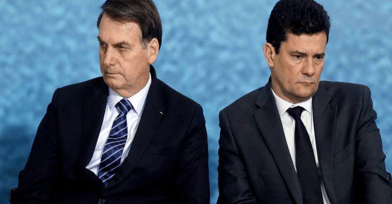 PGR PEDE AO SUPREMO QUE ABRA INQUÉRITO PARA INVESTIGAR DENÚNCIAS DE MORO
