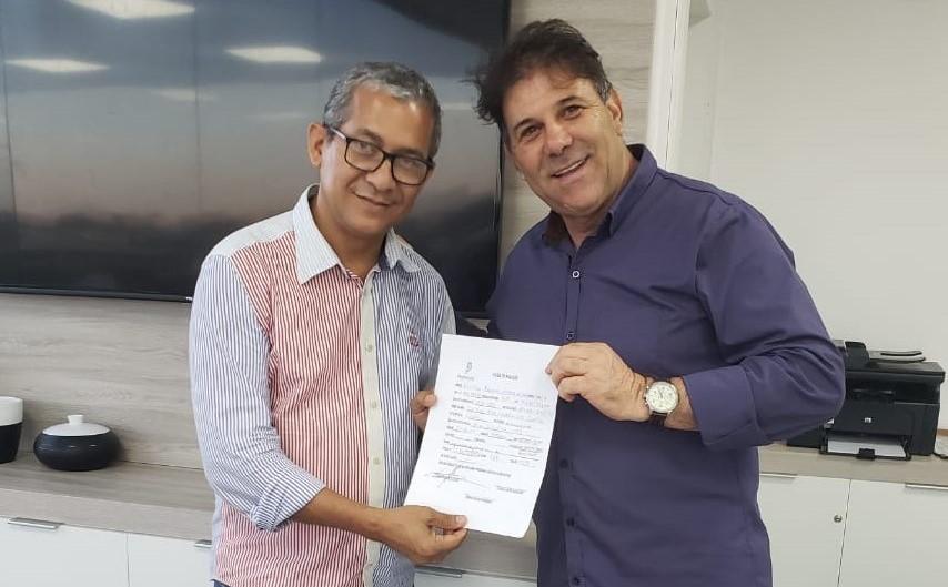 ITABUNA: ROSIVALDO PINHEIRO DISPUTARÁ VAGA NA CÂMARA PELO PP